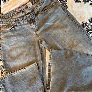 Mudd Jeans - Perfect for Working Outside